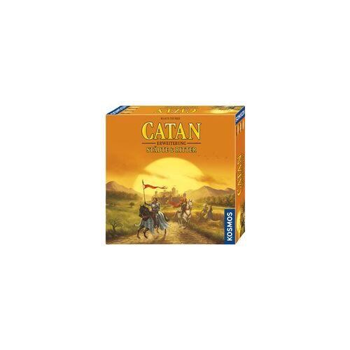 Kosmos CATAN - Städte & Ritter, Brettspiel