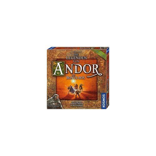Kosmos Die Legenden von Andor - Die Bonus-Box, Brettspiel