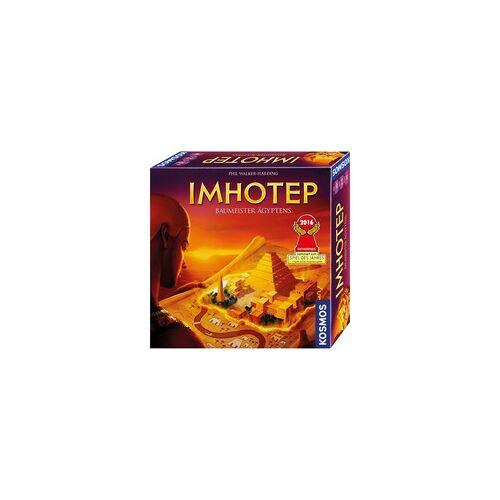 Kosmos Imhotep, Brettspiel