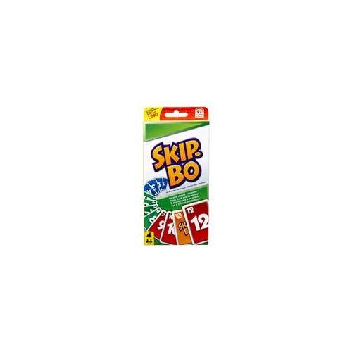 Mattel Games Skip-Bo, Kartenspiel