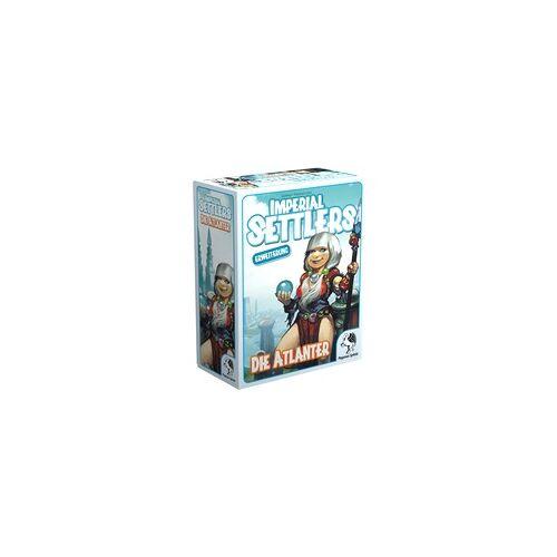 Pegasus Imperial Settlers - Die Atlanter (Erweiterung), Brettspiel