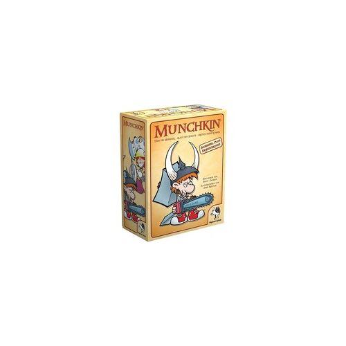 Pegasus Munchkin 1+2, Kartenspiel