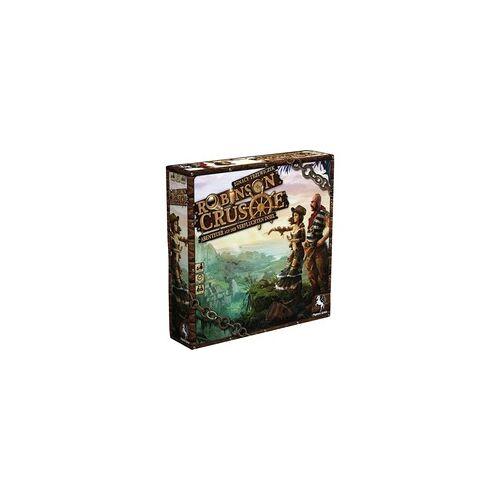 Pegasus Robinson Crusoe - Abenteuer auf der Verfluchten Insel, Brettspiel
