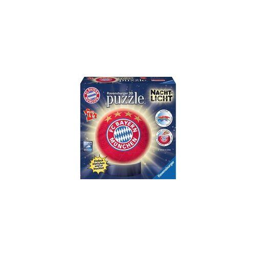 Ravensburger 3D Puzzle-Ball Nachtlicht: FC Bayern München