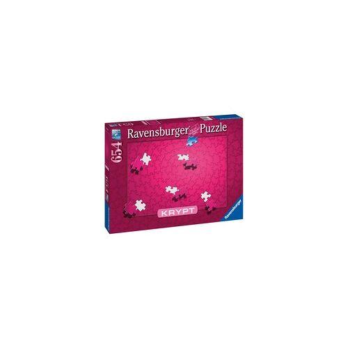 Ravensburger Puzzle - Krypt Pink