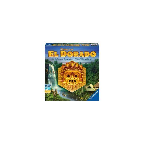 Ravensburger Wettlauf nach El Dorado, Brettspiel