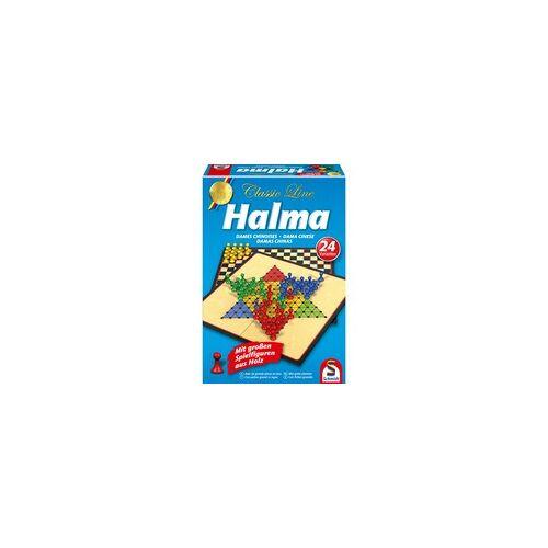 Schmidt Spiele Classic Line: Halma, Brettspiel