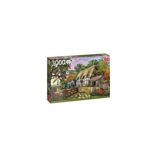 Jumbo Puzzle Das Bauernhaus