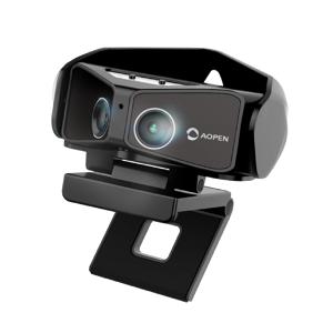 AOPEN KP180 Conference  Webcam    Schwarz