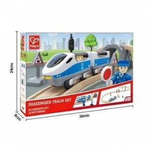 Toynamics Europe Hape Sicherheits-Set, achtförmig