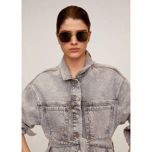 MANGO Sonnenbrille aus metall