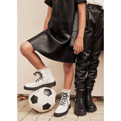 MANGO KIDS Ankle boots aus leder
