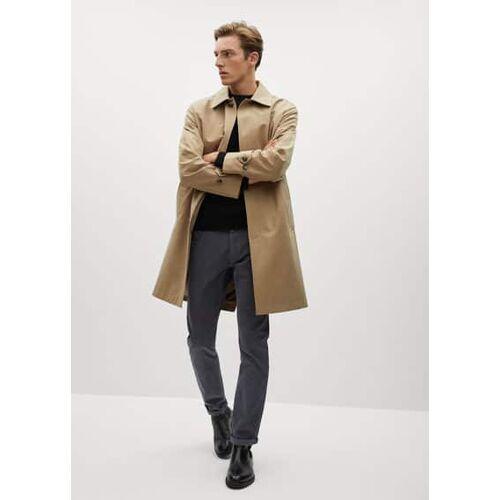 MANGO MAN Slim fit-cordhose mit jeans-effekt
