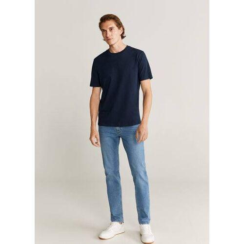 MANGO MAN T-shirt aus nachhaltiger baumwolle