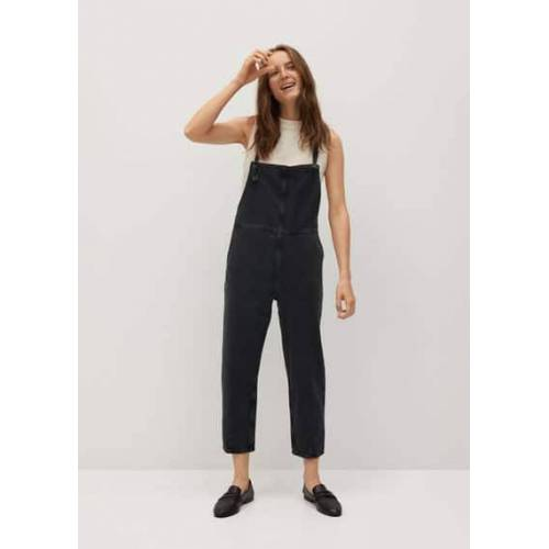 MANGO Jeans-latzhose
