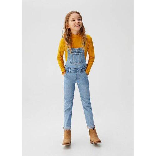 MANGO KIDS Lange jeans-latzhose