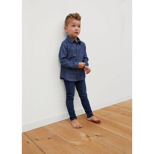 MANGO BABY Jeanshemd aus baumwolle
