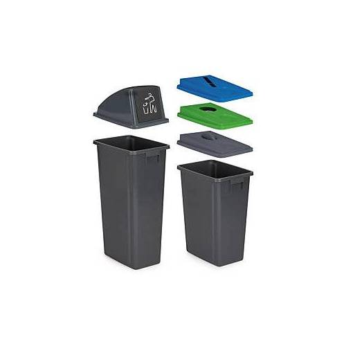Behälter für Mülltrennung