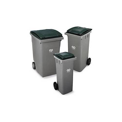 Mülltonne großvolumig 120 Liter
