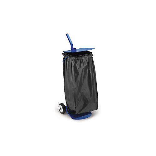 Set Stabile Müllsäcke Raja 60 μ und Müllsackständer