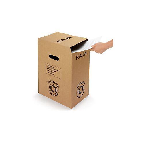 Umweltfreundliche Papierbox RAJA
