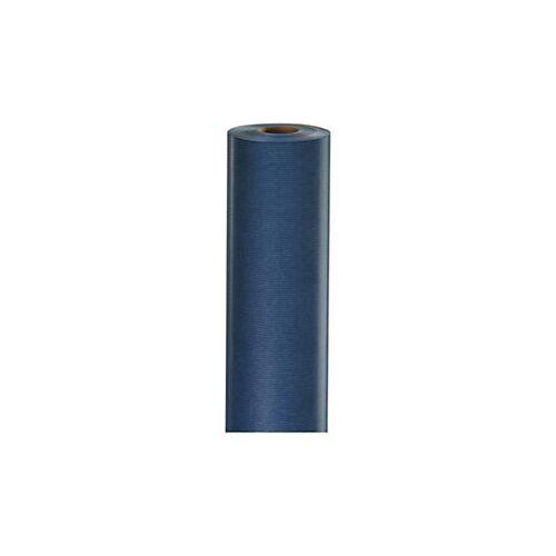 Buntes Kraftpapier blau 70 cm x 100 m