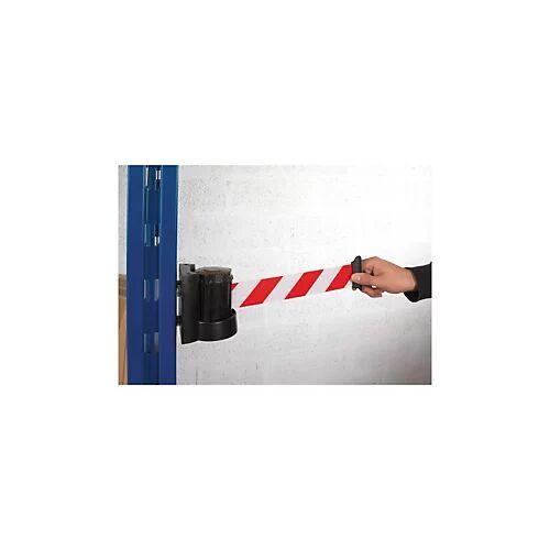 Magnetische Gurtkassette rot/weiß