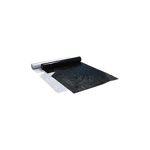 Paletten-Schutzfolie 25 µ schwarz