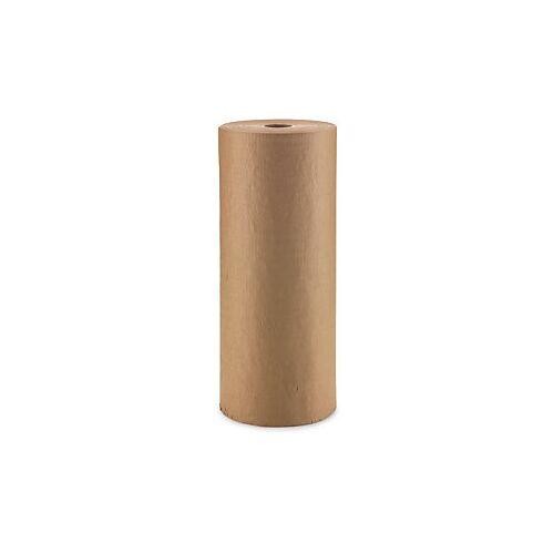 Papierrolle für GeamiV® WrapPak HV - gestanztes Kraftpapier, braun