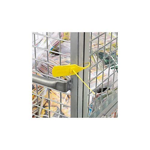 Plombierverschluss gelb