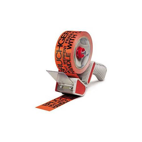 Set PVC Warnband mit Standardaufdruck RAJA