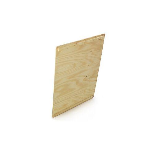 Deckel für Aufsatzrahmen 800 x 600 mm