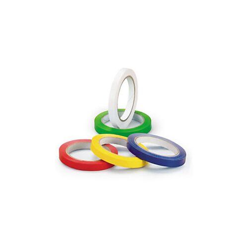 Farbiges PVC Klebeband 12 mm RAJA