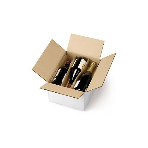 Flaschenkarton einsatz 12 Flaschen