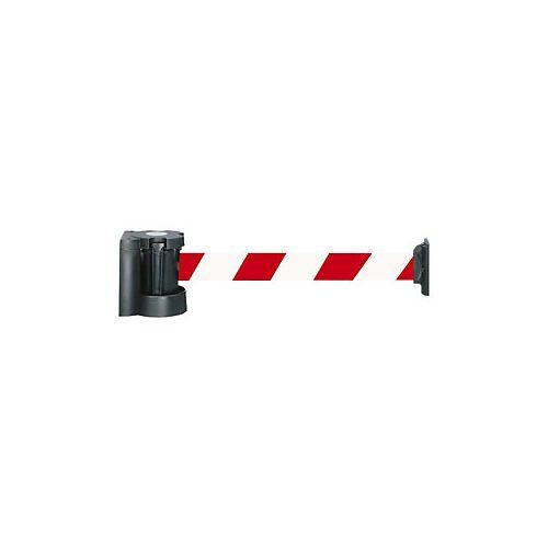 Gurtkassette rot/weiß