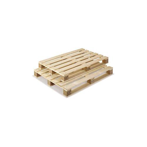 Holzpalette für schwere Ladungen