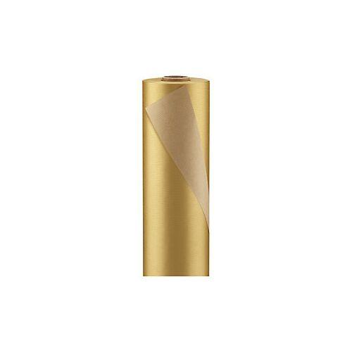 Kraftpapier, gold 70 cm x 100 m