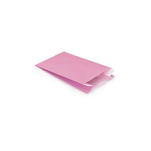 Papierbeutel rosa