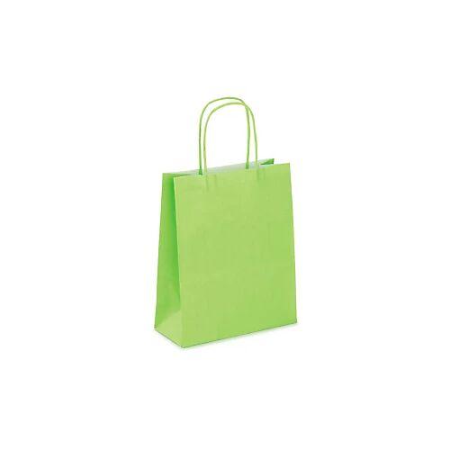 Papiertasche Mini apfelgrün