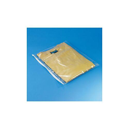 PE Beutel mit Schiebeverschlussverschlusschluss 230 x 300 mm