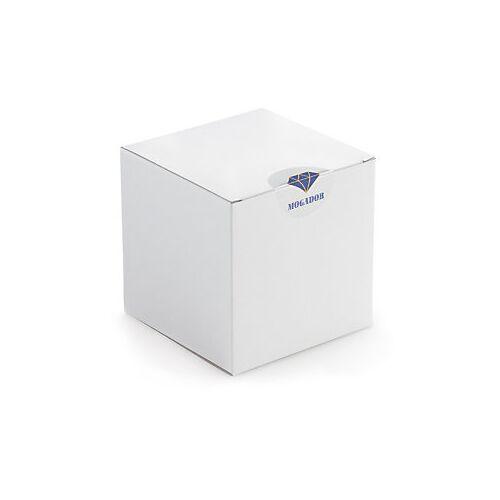 Polyester-Präsentations-Etiketten, transparent, ablösbar, Ø 40 mm
