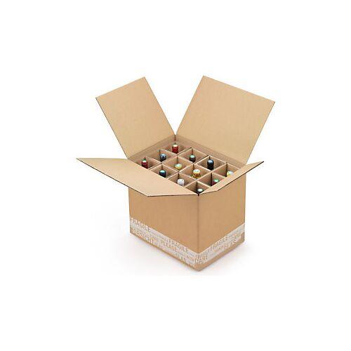 PTZ Flaschenverpackung Cargo 12 Flaschen