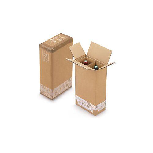 PTZ Flaschenverpackung Cargo 2 Flaschen