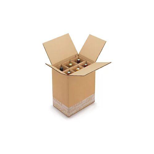 PTZ Flaschenverpackung Cargo 6 Flaschen