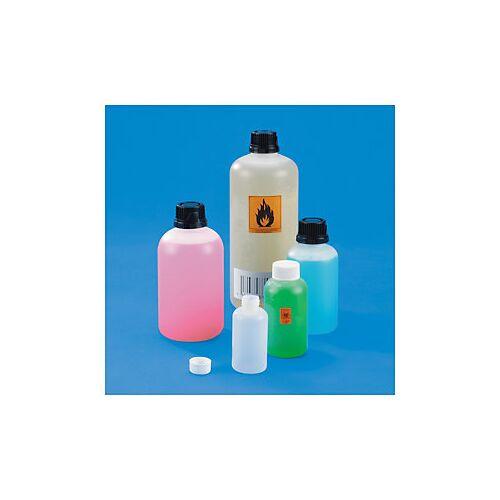 Runde Plastikflaschen 125 ml