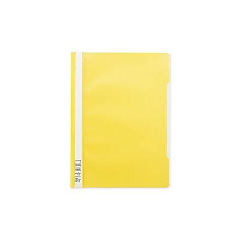 Schnellhefter gelb