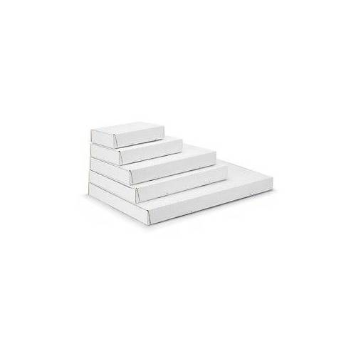 Versandkarton Flach-Pack DIN A3, weiß