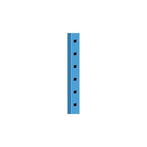 Weitspannregal Fliplus - Regalständer-Pfosten, 2250 mm hoch