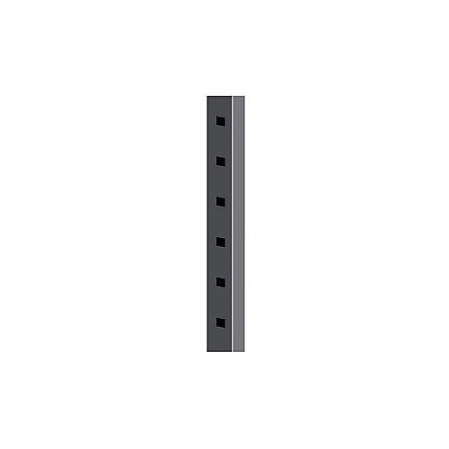 Weitspannregal Fliplus - Regalständer-Pfosten, 2500 mm hoch