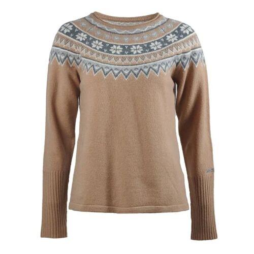 Skhoop Scandinavian Sweater Sand M
